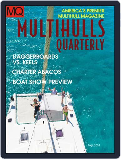 Multihulls Today August 20th, 2018 Digital Back Issue Cover