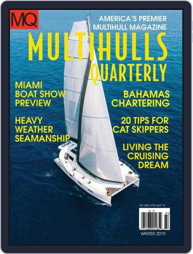 Multihulls Today October 22nd, 2018 Digital Back Issue Cover