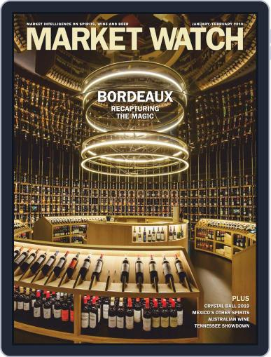 Market Watch January 1st, 2019 Digital Back Issue Cover