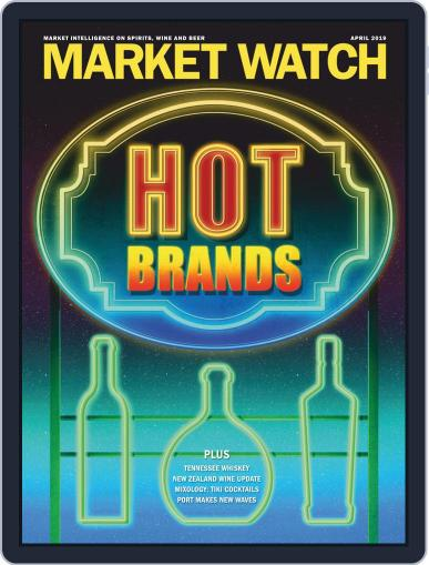 Market Watch April 1st, 2019 Digital Back Issue Cover