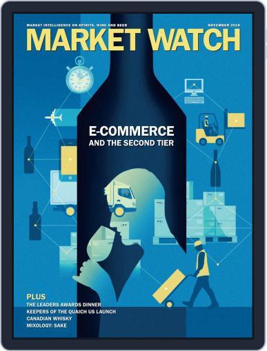 Market Watch November 1st, 2019 Digital Back Issue Cover
