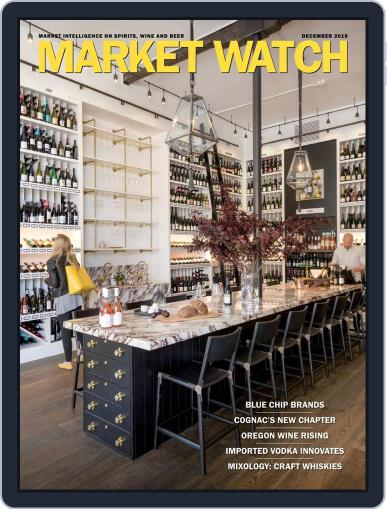 Market Watch December 1st, 2019 Digital Back Issue Cover
