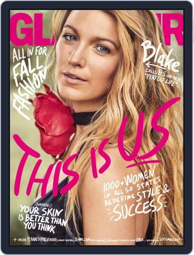 Glamour September 1st, 2017 Digital Back Issue Cover