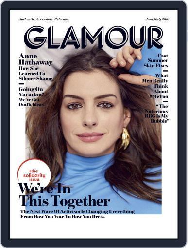 Glamour June 1st, 2018 Digital Back Issue Cover
