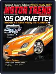 MotorTrend (Digital) Subscription March 7th, 2003 Issue