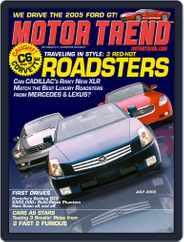 MotorTrend (Digital) Subscription June 3rd, 2003 Issue