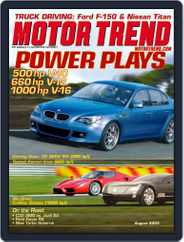 MotorTrend (Digital) Subscription July 7th, 2003 Issue