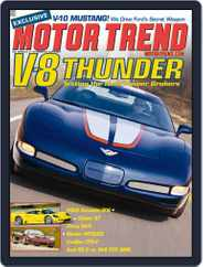 MotorTrend (Digital) Subscription August 5th, 2003 Issue