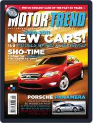 MotorTrend (Digital) Subscription July 28th, 2009 Issue