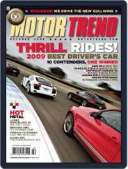MotorTrend (Digital) Subscription September 1st, 2009 Issue