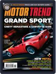 MotorTrend (Digital) Subscription October 6th, 2009 Issue