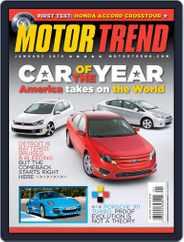MotorTrend (Digital) Subscription December 1st, 2009 Issue