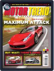 MotorTrend (Digital) Subscription January 5th, 2010 Issue