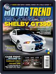 MotorTrend (Digital) Subscription February 2nd, 2010 Issue
