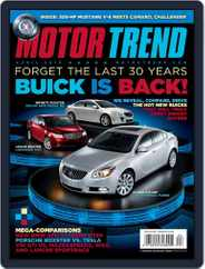 MotorTrend (Digital) Subscription March 9th, 2010 Issue