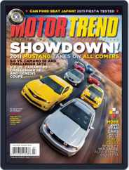 MotorTrend (Digital) Subscription June 8th, 2010 Issue