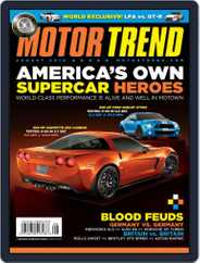 MotorTrend (Digital) Subscription July 6th, 2010 Issue