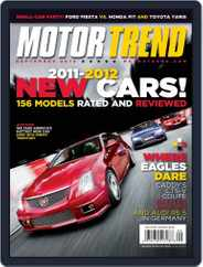 MotorTrend (Digital) Subscription August 3rd, 2010 Issue