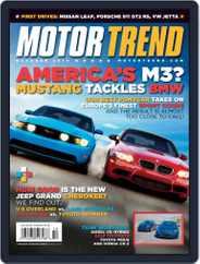 MotorTrend (Digital) Subscription September 7th, 2010 Issue