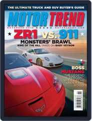 MotorTrend (Digital) Subscription October 12th, 2010 Issue