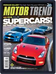 MotorTrend (Digital) Subscription March 11th, 2011 Issue
