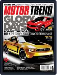 MotorTrend (Digital) Subscription April 5th, 2011 Issue