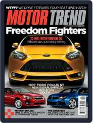 MotorTrend (Digital) Subscription May 6th, 2011 Issue