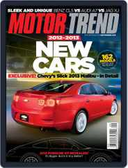 MotorTrend (Digital) Subscription August 2nd, 2011 Issue