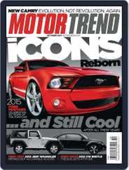 MotorTrend (Digital) Subscription September 6th, 2011 Issue