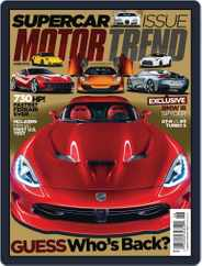 MotorTrend (Digital) Subscription April 24th, 2012 Issue