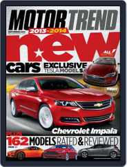 MotorTrend (Digital) Subscription July 24th, 2012 Issue