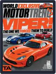 MotorTrend (Digital) Subscription April 30th, 2013 Issue