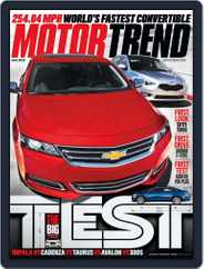 MotorTrend (Digital) Subscription May 28th, 2013 Issue