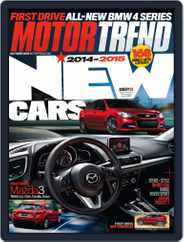MotorTrend (Digital) Subscription September 10th, 2013 Issue