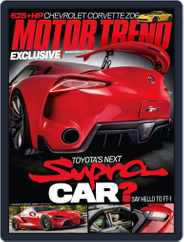 MotorTrend (Digital) Subscription January 28th, 2014 Issue