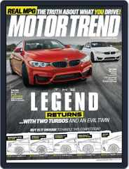MotorTrend (Digital) Subscription June 27th, 2014 Issue