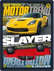 MotorTrend (Digital) Subscription February 1st, 2015 Issue