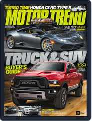 MotorTrend (Digital) Subscription October 1st, 2015 Issue