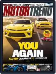 MotorTrend (Digital) Subscription December 1st, 2015 Issue
