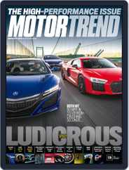 MotorTrend (Digital) Subscription February 1st, 2016 Issue