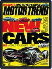 MotorTrend (Digital) Subscription September 1st, 2016 Issue