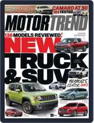 MotorTrend (Digital) Subscription October 1st, 2016 Issue