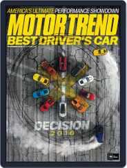 MotorTrend (Digital) Subscription November 1st, 2016 Issue