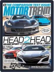 MotorTrend (Digital) Subscription December 1st, 2016 Issue