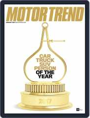 MotorTrend (Digital) Subscription January 1st, 2017 Issue