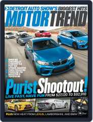 MotorTrend (Digital) Subscription April 1st, 2017 Issue