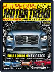 MotorTrend (Digital) Subscription July 1st, 2017 Issue