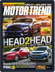MotorTrend (Digital) Subscription August 1st, 2017 Issue