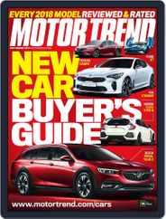 MotorTrend (Digital) Subscription September 1st, 2017 Issue