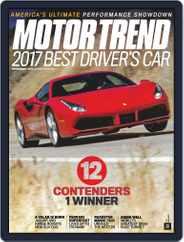 MotorTrend (Digital) Subscription November 1st, 2017 Issue